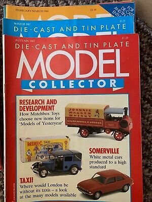 Model Collector Magazines • 25£