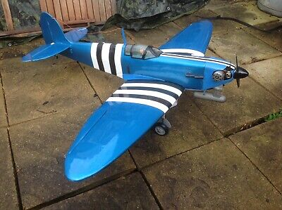 RC Spitfire 56  Wingspan • 145£