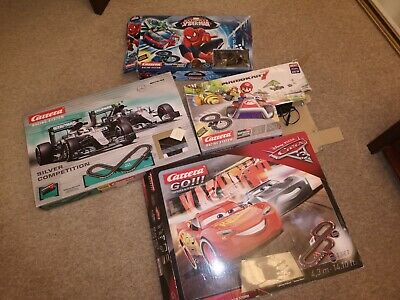 Huge Bundle Of Carrera Race Track Sets • 50£