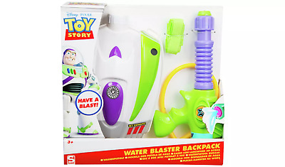 Disney Toy Story Buzz Lightyear Water Blaster Backpack • 14.99£
