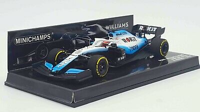 Minichamps 417190063 1/43 2019 Williams Racing FW42 George Russell F1™ Model • 89.99£