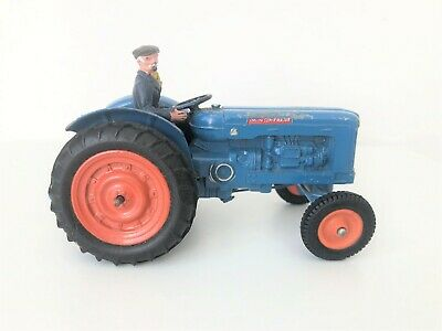 Vintage / Early Britains Fordson Super Major Tractor - Please See Below • 89.99£