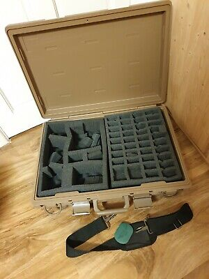 Game Workshop Wargame Citadel Warhammer LARGE Carry Case + Layers Of Foams W5 • 19.99£