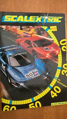 Scalextric 35th Catalogue 1994 Power & Glory Very Good Condition  • 3.50£