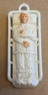 Matchbox K-65 Super Kings Plymouth Emergency Rescue - Patient On Stretcher • 7.99£