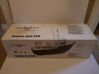 Billings Boats Andrea Gail 526 Large Scale 1/30 • 120£