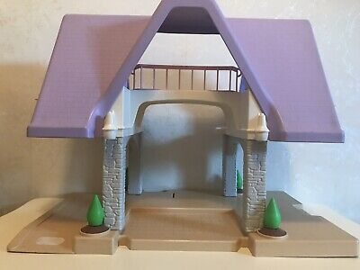 Little Tikes Toy Dolls House With Furniture And Family Figures Used • 30£
