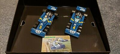 Scalextric Tyrrell P34 Swedish GP 1976 1:32 Twin Pack (C4084A) • 70£