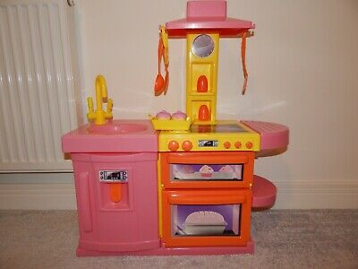 Childrens Kids Play Kitchen. Cooking Education For Youngsters. • 6.90£