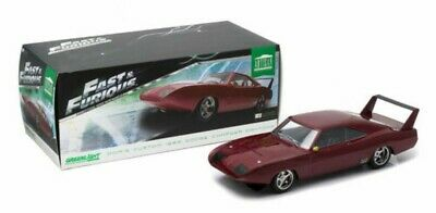 Greenlight 1969 Dodge Charger Daytona 1/18 Fast And Furious • 155.52£