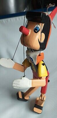 PINOCCHIO PUPPET Approx  44 Cm Tall • 25£