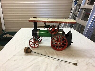 Mamod Traction Engine TE1A • 51£