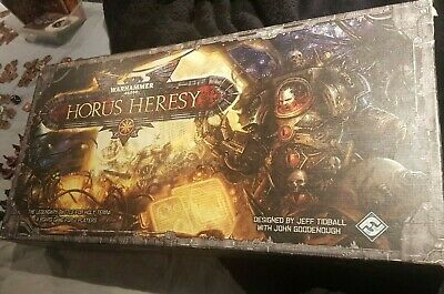 Horus Heresy Board Game Looks Complete Sold As Seen. • 60£