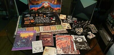 Heroquest Board Game Incomplete???? • 50£