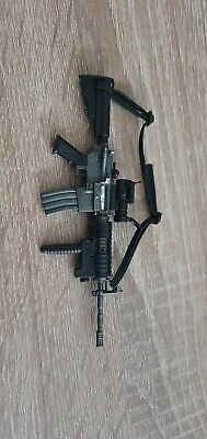 1/6 Scale M4 Assault Rifle For 12 , 1/6 Scale Figures • 10£