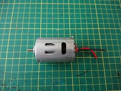 RC Electric Motor (50mm Long Can 3.2mm Shaft) • 5£