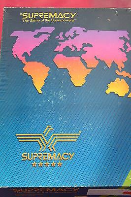 Supremacy        The Game Of The Superpowers • 60£