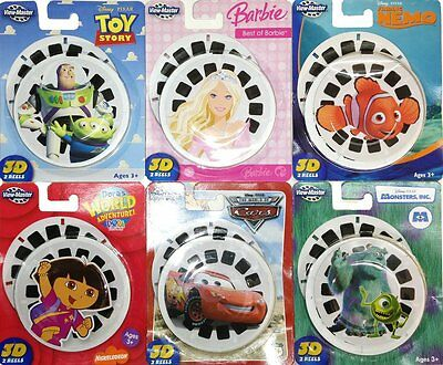 View Mater 3D Reels  -  Finding Nemo New • 19.99£