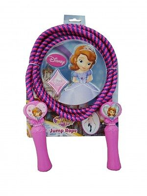 Disney Princess Sofia Kids Jump Rope 7ft Outdoor Games Brand New Gift • 5.66£