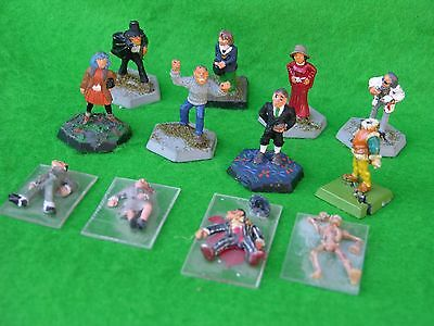 Call Of Cthulhu , Gothic Horror, Characters, Citadel,gw, Painted, Multi-listing  • 35£