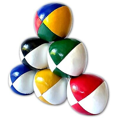 3 X Professional Quality Juggling Balls <120g 'Thuds - Choose Colour - SEE VIDEO • 11.99£