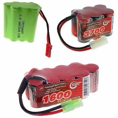7.2v 8.4v 9.6v 10.8v VapexTech NiMH Flight RC Battery Pack With Custom Connector • 17.10£
