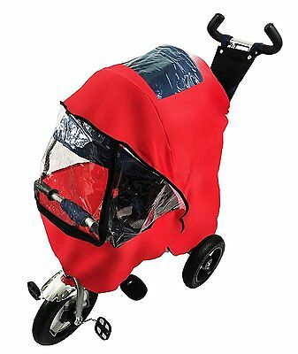 Rain Cover For Little Tiger Children Kids Trike Tricycle - T400 & Z100 • 24.99£