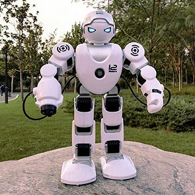 Intelligent Robot Toys Remote Control RC Robot Interactive Educational Dancing  • 17.99£