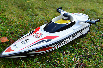Storm Man Large Rc Racing Speed Boat Radio Remote Control Boat  • 15.99£