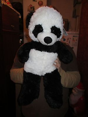 Large Black White Panda - Ostoy • 20.29£