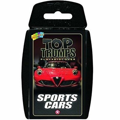 Top Trumps Sports Cars Card Game • 5.99£