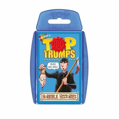Top Trumps Horrible Histories Card Game • 4.95£
