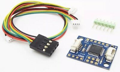CRIUS MultiWii 328P MWC I2C-GPS Navigation Flight Controller Nav Module + Cables • 8.99£