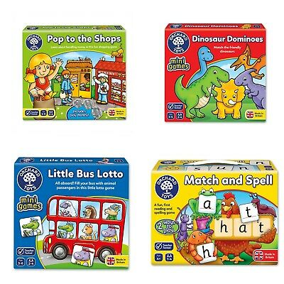 Kids Toy Game Educational Early Learning Children Match & Spell, Shopping List • 8.99£