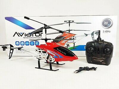 Volitation 1021 Rc Radio/remote Control Helicopter Large Outdoor,fantastic Gift • 41.99£