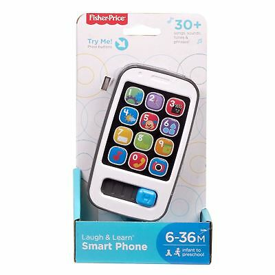 Fisher-Price Laugh And Learn Smart Phone Toy • 10.99£