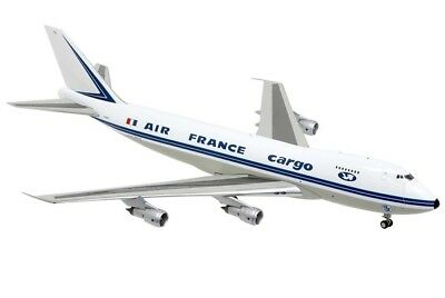 Boeing 747 200 Air France Cargo 1/200 Inflight • 133.48£