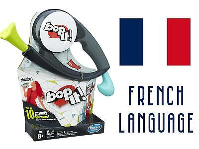 Hasbro - B7428 - Bop IT Game (French) • 15.99£