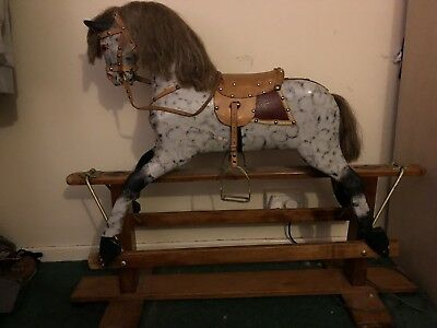 1960's Collinsons Rocking Horse  • 550£