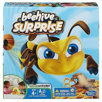 Hasbro Beehive Surprise Childrens Family Board Game • 9.90£