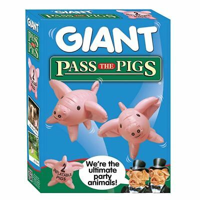 Giant Pass The Pigs 19194 Inflatable Family Dice Game • 14.99£