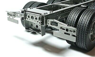 Super Heavy Frame End For Tamiya 1/14 Truck • 35£