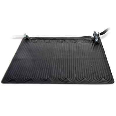 Intex Solar Heating Mat PVC 1.2x1.2m Black Hot Water Energy Sun Heater Panel • 46.99£