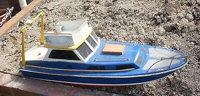 Fibre Glass Model Boat • 150£