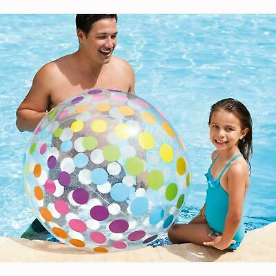New Intex Large Jumbo Inflatable Beach Ball 42 /107cm Swim Pool Beach Party  • 5.25£