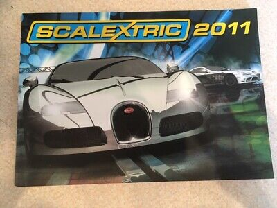 Scalextric 2011 Catalogue • 6£