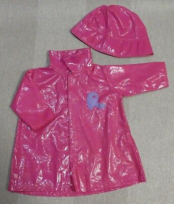 Smoby Toys Raincoat And Hat Accessories For Doll France 2007 • 5.95£