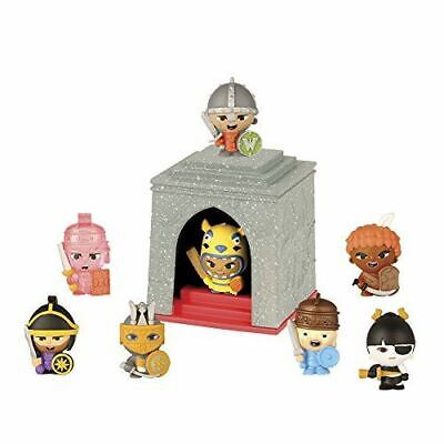 World Of Warriors 18607 Collectible Pack Of 8 Random Figures • 8.99£