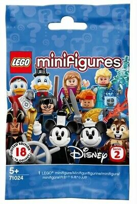 Lego Minifigures 71024 Disney Series 2 - Choose Your Figure • 7£