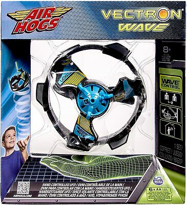 NEW Air Hogs Vectron Wave Flying Indoor Mini-Drone Toys Spin Master Sealed • 14.99£